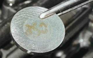 Регулировка клапанов ваз 2114 8 клапанов