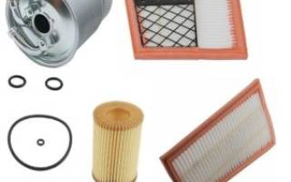 Замена топливного фильтра мерседес