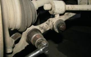 Замена передней подвески ваз 2109