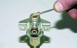 Ваз 2114 регулятор давления топлива