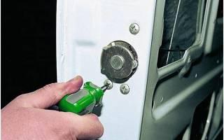 Как отрегулировать двери ваз 2107