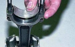 Ваз 2107 замена колец