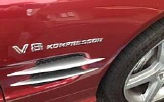 Что такое компрессор на мерседесе
