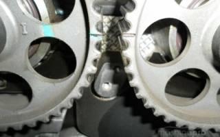 Замена ремня грм дэу нексия 16 клапанов