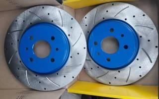 Лада гранта замена тормозных дисков