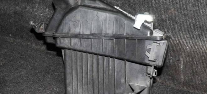 Замена воздушного фильтра ниссан кашкай