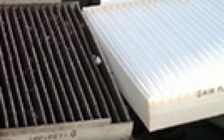 Замена воздушного фильтра на рено флюенс