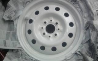 Размер колеса лады гранта