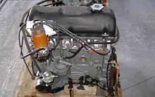 Сколько весит двигатель ваз 2106