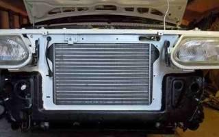 Как промыть систему охлаждения двигателя ваз 2114